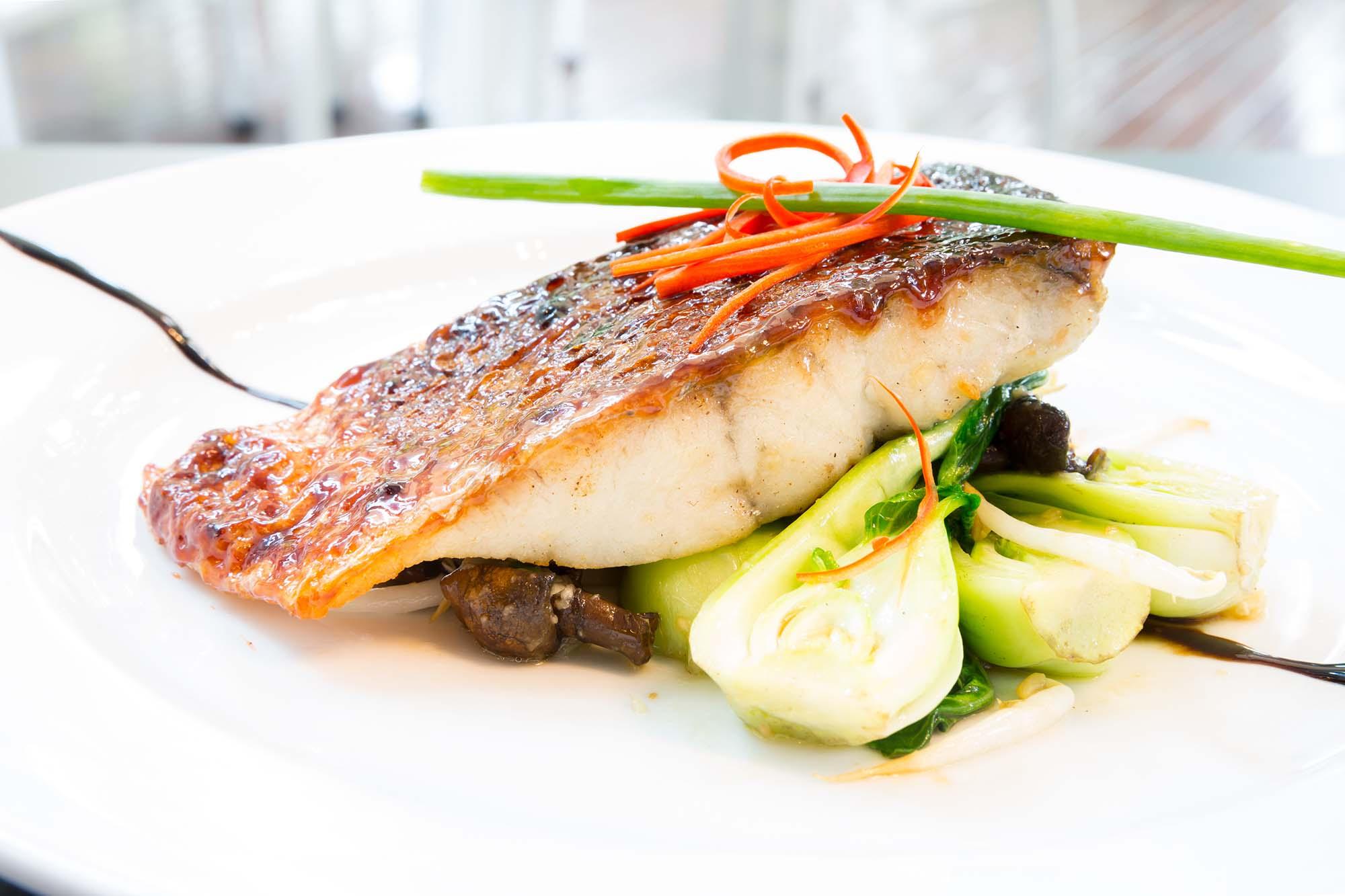Bj rnstad catering - Cuisiner poisson blanc ...